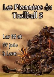 Pionniers Trollball 2016